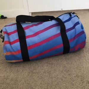 Handbags - Society 6 geometric print duffel bag